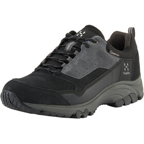 Haglöfs Skuta Low Proof Eco Schoenen Heren, true black/magnetite